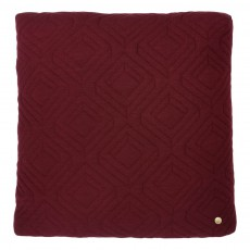 Coussin Light Bordeaux