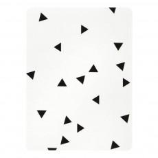 Planche mini triangles Blanc