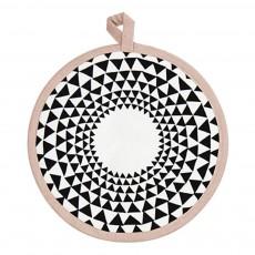 Manique Triangle - Set de 2 Rose