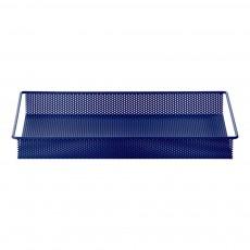 Rangement métal Bleu