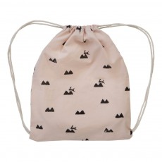 Sac de gym Lapin Rose