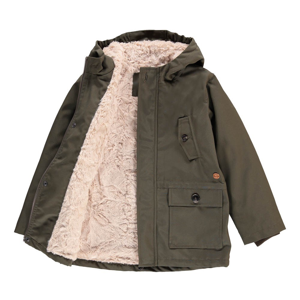lowest price 5f4a2 4b6a1 Parka Woolrich Bambino
