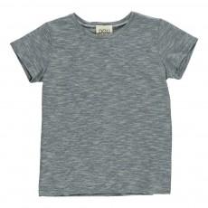 T-shirt Col rond Armonica Gris chiné