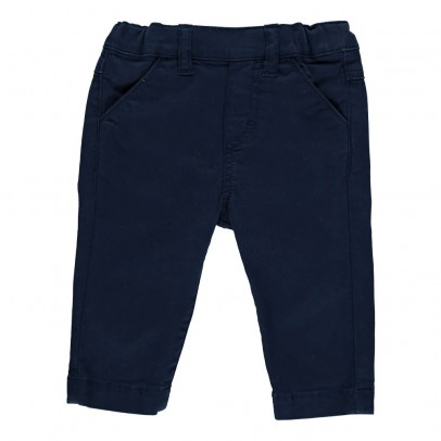Image du produit Pantalon Chino Bleu marine