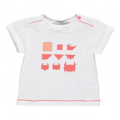 Image du produit T-Shirt Origami Blanc