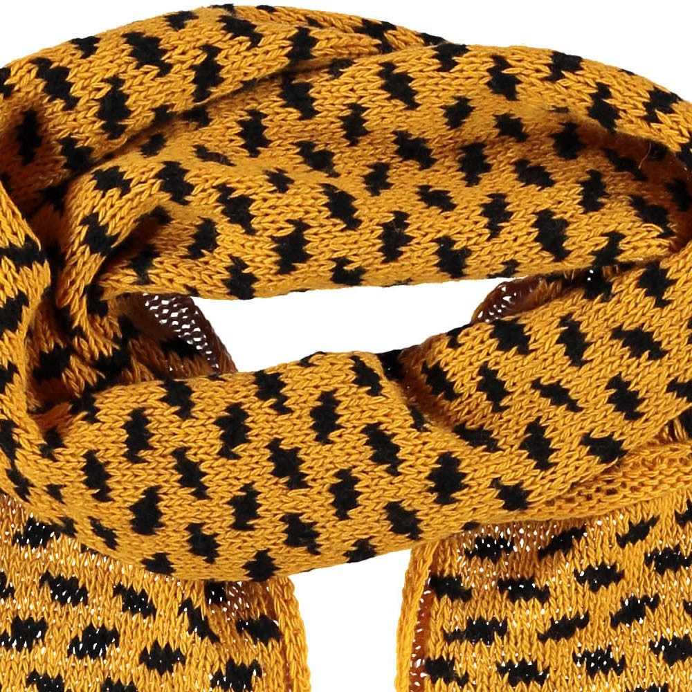Echarpe tigr e beige le petit lucas du tertre mode enfant smallable - Le petit lucas du tertre ...