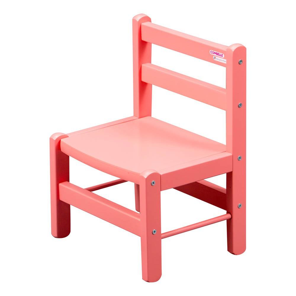 chaise enfant bouton de rose combelle mobilier smallable. Black Bedroom Furniture Sets. Home Design Ideas
