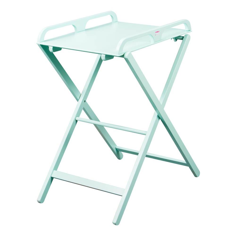 table langer pliante jade vert menthe combelle univers. Black Bedroom Furniture Sets. Home Design Ideas