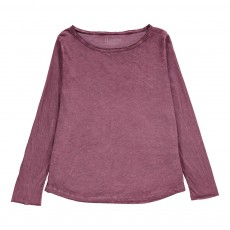 T-Shirt Tika Bordeaux