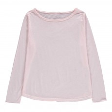 T-Shirt Tika Rose pâle