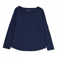 T-Shirt Tika Bleu marine