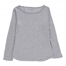 T-Shirt Tika Gris chiné