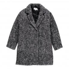 Manteau Vespa Coat Noir