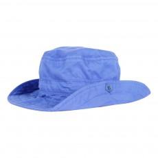 Bob Coton Flores Bleu roi
