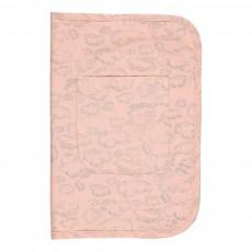 Protège carnet de santé - Nuage Rose