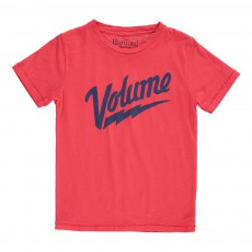 T-Shirt Volume Rouge