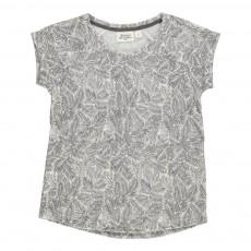 T-Shirt Lin Totem Gris