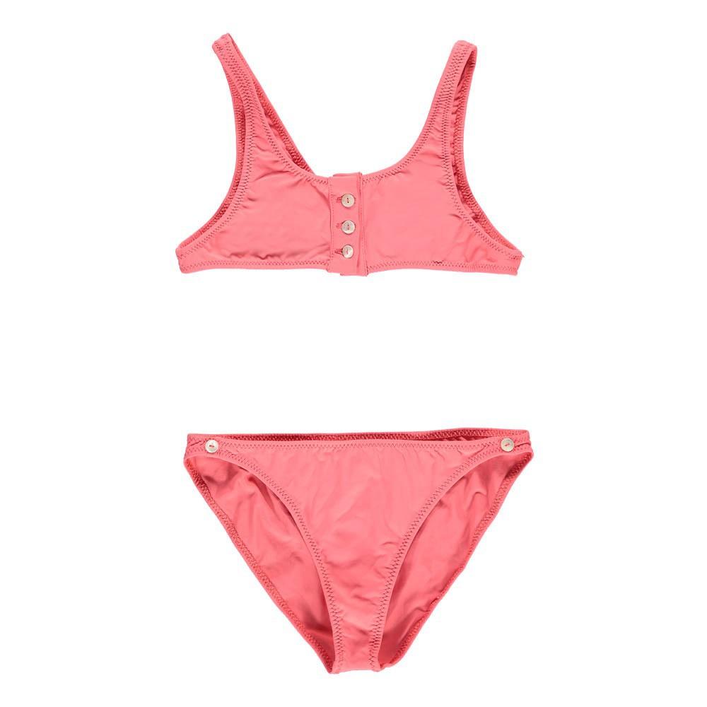 maillot de bain 2 pi ces salom rose pacific rainbow mode ado smallable. Black Bedroom Furniture Sets. Home Design Ideas