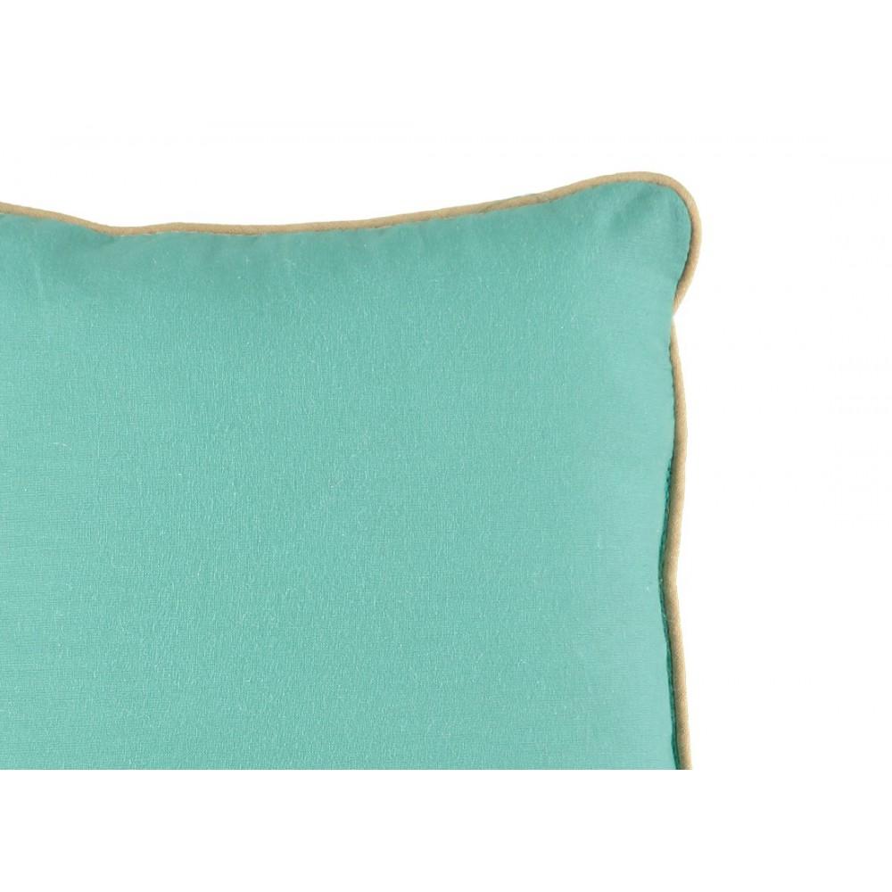 coussin vert coussin douceur peluche vert anis coussin et. Black Bedroom Furniture Sets. Home Design Ideas