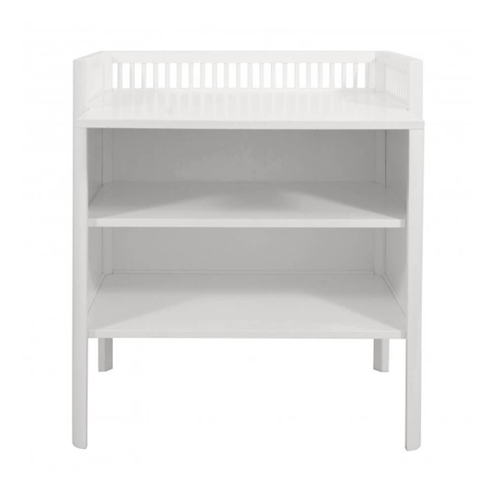 Table langer kili blanc sebra univers b b smallable - Table a langer compact ...