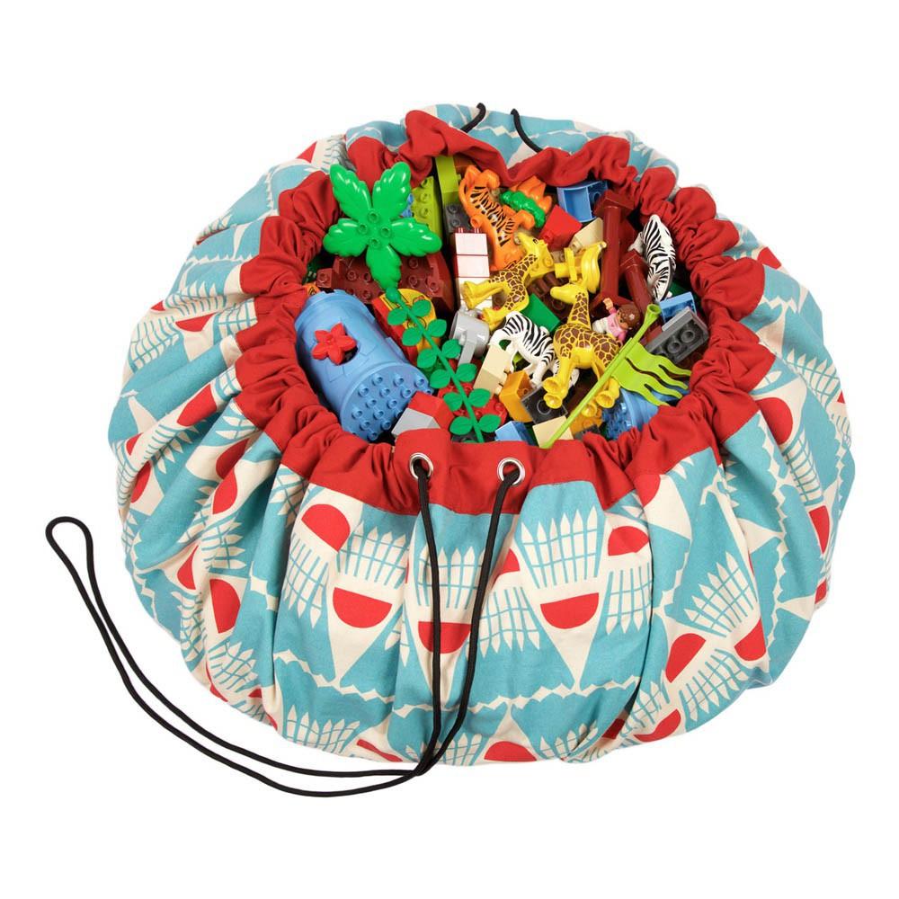 sac tapis de jeux badminton play and go d coration smallable. Black Bedroom Furniture Sets. Home Design Ideas