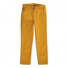 Pantalon Chino Metropolitan Caramel