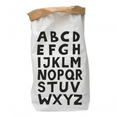 Sac de rangement Alphabet
