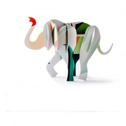 Baukasten Elefant