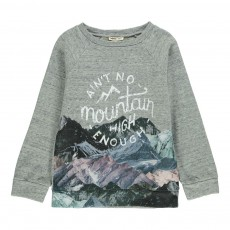 Sweat Mountain Gris chiné