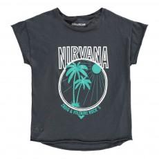 "T-Shirt ""Nirvana"" Anita Bleu nuit"