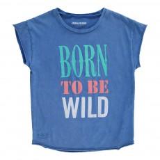 T-Shirt Anita Bleu