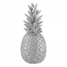 Lampe ananas Argent Argenté