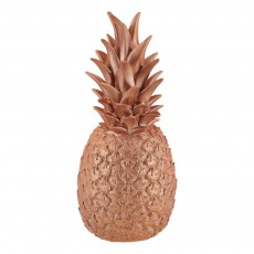 Lampe ananas Cuivre