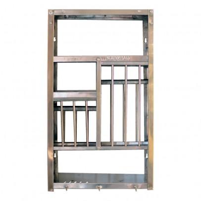 tag re gouttoir en inox petit mod le gris smallable home mobilier smallable. Black Bedroom Furniture Sets. Home Design Ideas