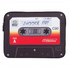 """Pochette laptop 11"""" cassette"""