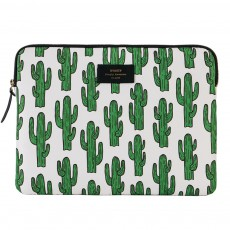 """Pochette laptop 13"""" cactus"""