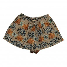 Short Palmiers Reny Taupe