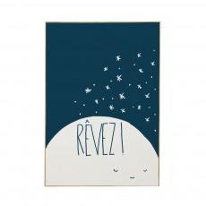 Affiche Rêvez 29,7x42 cm
