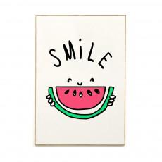 Affiche Smile 29,7x42 cm