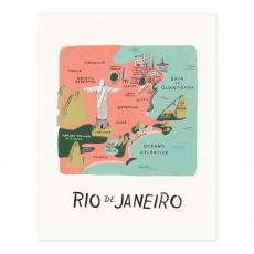 Affiche Rifle Paper Rio - 28x35 cm