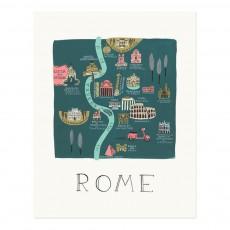 Affiche Rifle Paper Rome - 28x35 cm