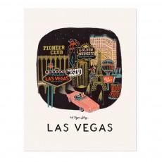 Affiche Rifle Paper Las Vegas - 28x35 cm
