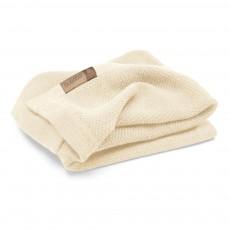 Couverture en laine 80x100 cm Ivoire