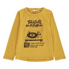 T-shirt Turntable Caramel