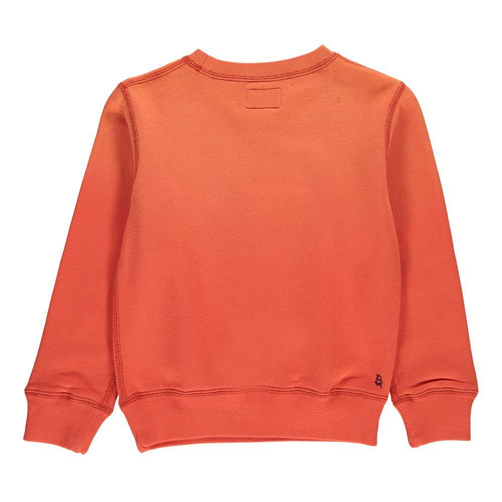 sweat b akne orange bellerose mode ado gar on smallable. Black Bedroom Furniture Sets. Home Design Ideas