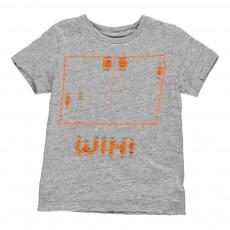 T-Shirt Arcade Vigo Gris chiné