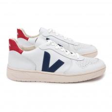 Baskets V10 Blanc