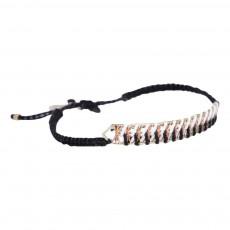Bracelet Elva Bleu marine