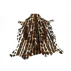 Peau de springbok imprimée