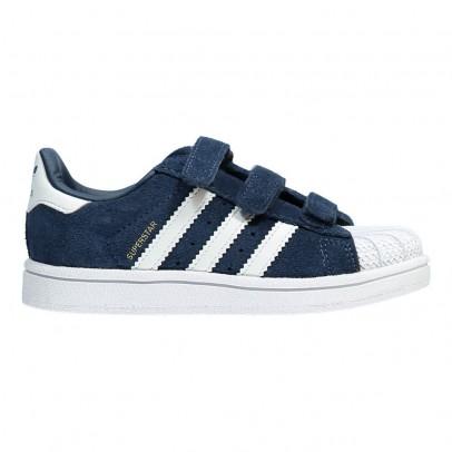 Adidas Superstar Bleu Noir